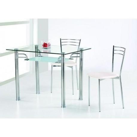 Stół szklany B 123