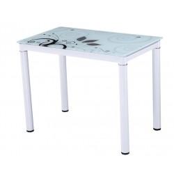Stół szklany DT1-310 biały