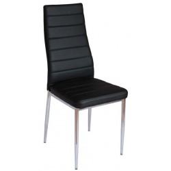 Krzesło DC2-001 czarne (furnitex)
