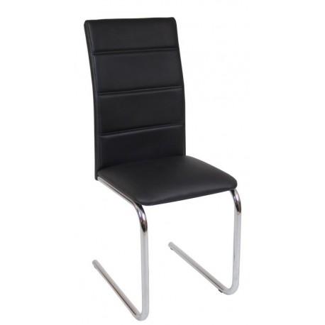 Krzesło DC2-005 czarny (furnitex)