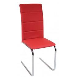 Krzesło DC2-005 czerwony (furnitex)