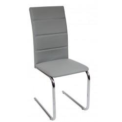 Krzesło DC2-005 szary (furnitex)