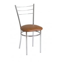 Krzesło Marco jasny brąz (Furnitex)