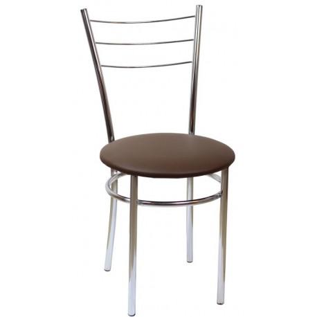 Krzesło Marco eco brąz (Furnitex)