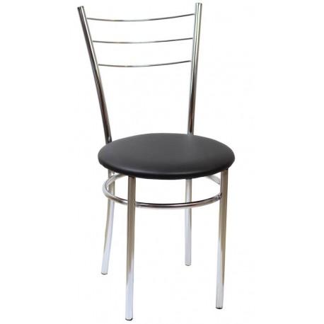 Krzesło Marco eco czarny (Furnitex)