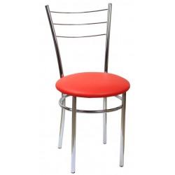 Krzesło Marco eco czerwony (Furnitex)