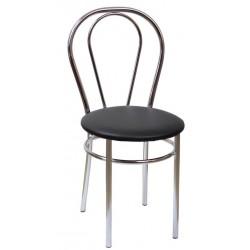 Krzesło Tulipan czarny (Furnitex)