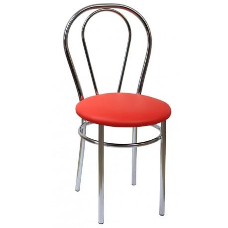 Krzesło Tulipan czerwony (Furnitex)