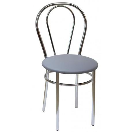 Krzesło Tulipan szary (Furnitex)