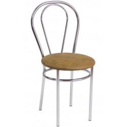 Krzesło Tulipan orzech (Furnitex)