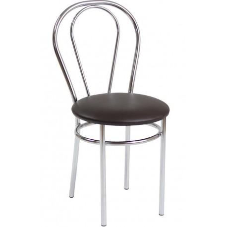 Krzesło Tulipan wenge (Furnitex)