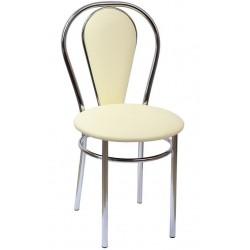 Krzesło Tulipan plus beż (Furnitex)