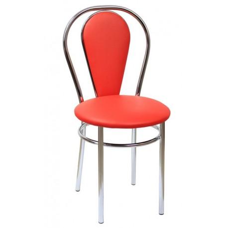 Krzesło Tulipan plus czerwony (Furnitex)