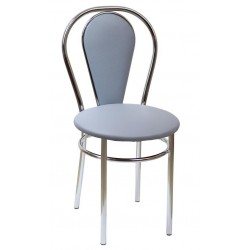 Krzesło Tulipan plus szary (Furnitex)