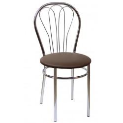 Krzesło Venus eco brąz (furnitex)