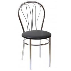 Krzesło Venus eco czarny (furnitex)
