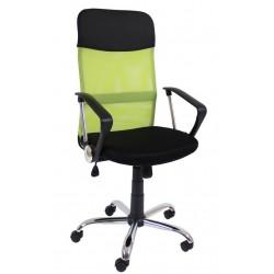 Fotel Obrotowy QZY-2501 zielony (furnitex)