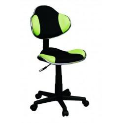 Fotel Obrotowy QZY-G2B zielony (furnitex)