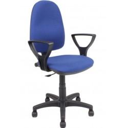 Fotel obrotowy QZY-C14 niebieski (Furnitex)