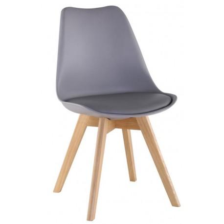 Krzesło PC-010 szary (furnitex)