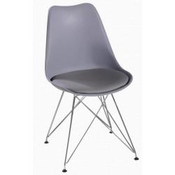 Krzesło PC-053 szary (furnitex)