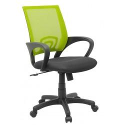 Fotel Obrotowy QZY-1121 zielony