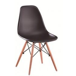 Krzesło PC-015 czarny (furnitex)