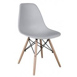 Krzesło PC-015 szary (furnitex)