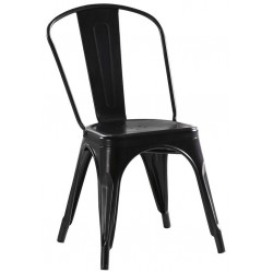 Krzesło Loft czarne (furnitex)
