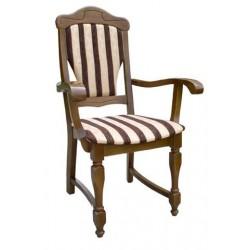 Krzesło Baron z podłokietnikiem (Bukowski)
