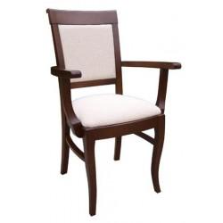 Krzesło Lord z podłokietnikiem (Bukowski)