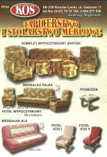 Katalog mebli Kos