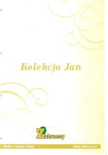 Katalog mebli Zabroccy